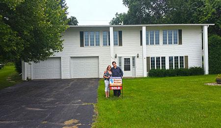 623 W Chapel St Dodgeville Wi 53533 SOLD, Buyers Broker