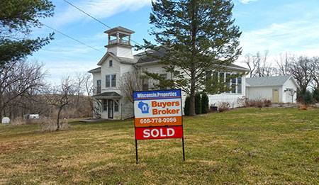 1075 County Road E Mifflin Wi 53580-SOLD, Sellers Broker