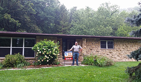 964 Bluff Rd Jamestown Wi 53811 -SOLD, Sellers & Buyers Broker