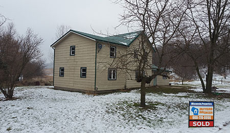 20145 Cribben Hill Dr Marshall / Richland Center Wi 53581-SOLD, Buyers Broker