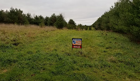 37.5 Acres Cty Rd D Wiota 53587-SOLD, Buyer's Broker