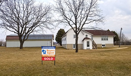 29700 COUNTY ROAD XX Belmont, Wi 53573 - SOLD, Buyer's Agent
