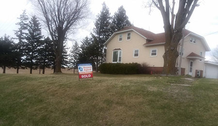 8496 HWY 61 Lancaster, Wi 53813 - SOLD, Buyer's Agent