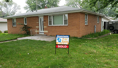 102 N Cody St Cuba City Wi 53807 - SOLD, Buyer's Agent