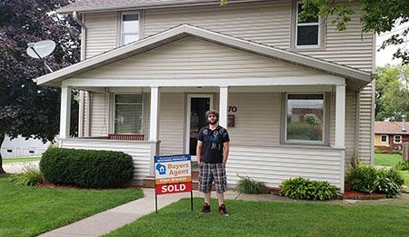 170 W Lewis St Platteville WI 53818 - SOLD, Buyer's Agent