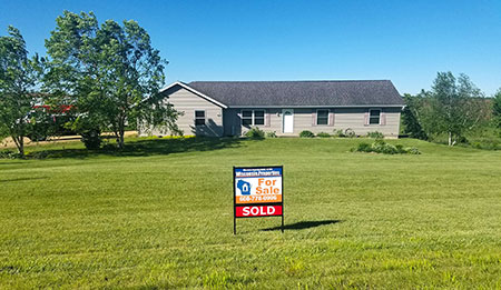 2657 Clay Hollow Rd Paris Wi 53807 - SOLD, Seller's Agent