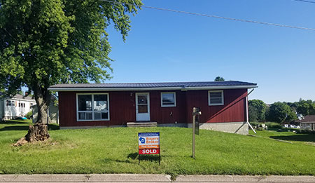 433 W Nathan St Lancaster WI 53813 - SOLD, Buyer's Agent