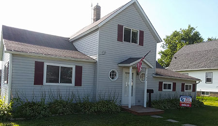560 Madison St Fennimnore Wi 53809 - SOLD, Seller's Agent