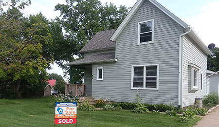 825 E Madison St Platteville Wi 53818 - SOLD, Buyer's & Seller's Agents