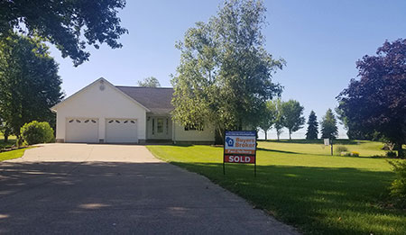 895 Valley View Dr Lancaster WI 53813 - SOLD, Buyer's Agent