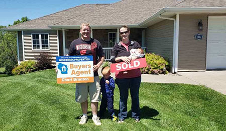 1036 Freedom Ct Lancaster WI 53813 - SOLD, Buyer's Agent