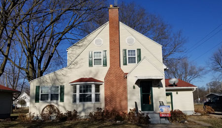 105 Center St Blue River WI 53518 - SOLD, Buyer's Agent