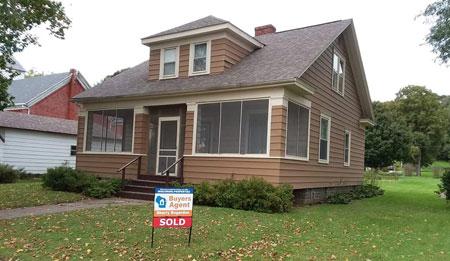 109 E Dewey St Cassville WI 53806 - SOLD, Buyer's Agent