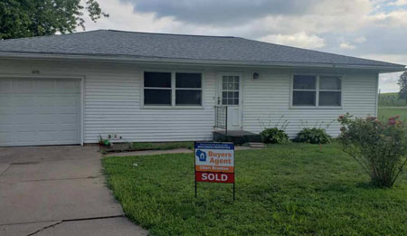 227 Wood St Patch Grove WI 53817 - SOLD, Buyer's Agent