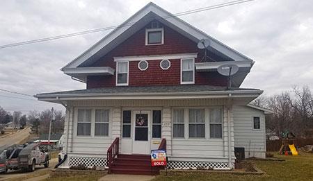 230 W Dewey St Platteville WI 53818- SOLD, Seller's Agent