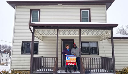 551 N Jefferson St Lancaster Wi 53813 - SOLD, Buyer's Agent