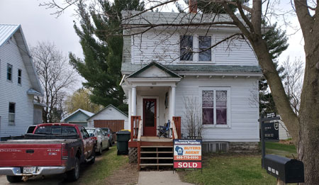 105 Jay St Blue River WI 53518 - SOLD, Buyer's Agent