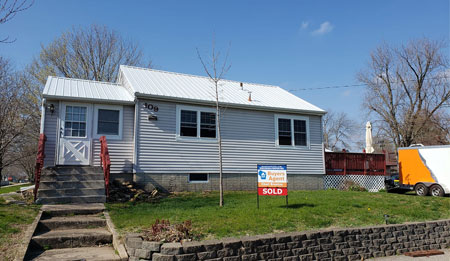 109 W Broadway St Prairie Du Chien WI 53821 - SOLD, Buyer's Agent