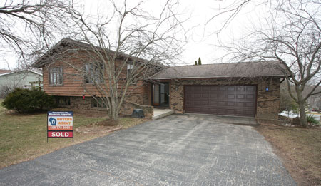 201 Mohawk Tr DeForest WI 53532 - SOLD, Seller's Agent