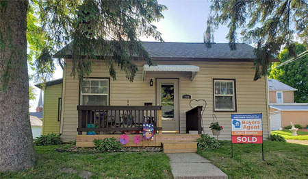240 N 2nd St Platteville WI 53818 - SOLD, Buyer's Agent