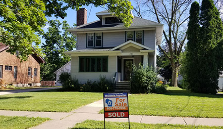 340 W Cedar St Platteville WI 53818 - SOLD, Seller's Agent