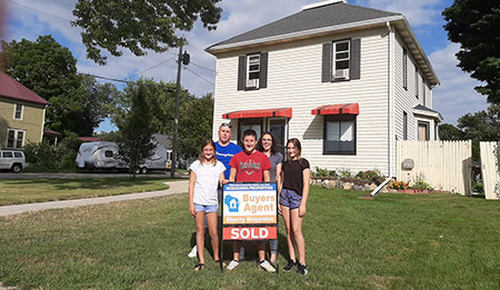 385 Lutheran St Platteville WI 53818 - SOLD, Buyer's Agent