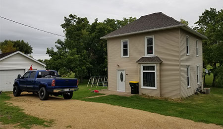 401 N Adams St Lancaster WI 53813 - SOLD, Buyer's Agent