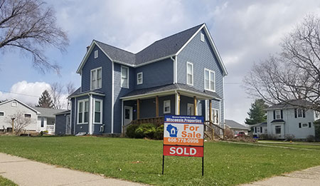 410 E Lincoln Ave Lancaster WI 53813 - SOLD, Seller's Agent