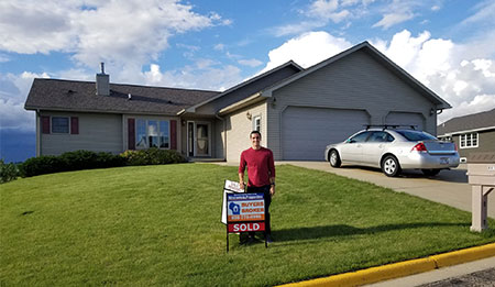 441 George St Belmont WI 53510 - SOLD, Buyer's Agent