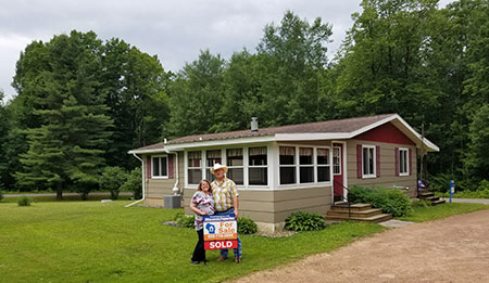 4560 Robin Ln Pittsville WI 54466 - SOLD, Buyer's Agent