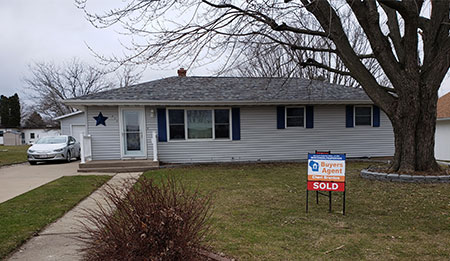 711 S Jefferson St Cuba City WI 53807 - SOLD, Buyer's Agent