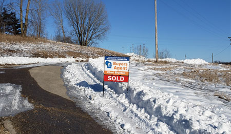 9.05 Acres County Rd K Darlington Wi 53530 - SOLD, Buyer's Agent