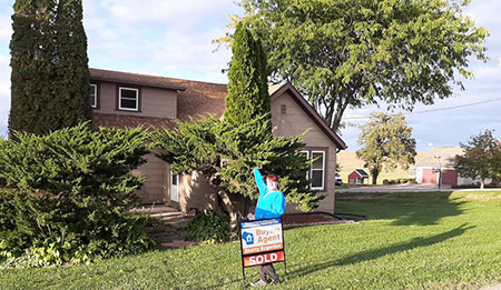 2110 County Rd A Platteville Wi 53818 - SOLD, Buyer's Agent
