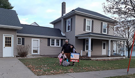 306 Lincoln Ave Lancaster Wi 53813 - SOLD, Buyer's Agent