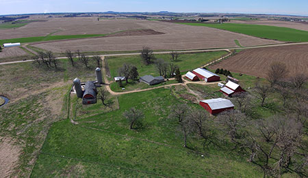 2450 County Rd G Mifflin WI 53569 - SOLD,  Seller's Agent