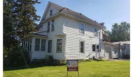407 Oak St Blanchardville WI 53516 - SOLD,  Buyer's Agent